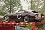 Ralph Zbarsky&#039;s 1961 Lenham GT Coupe (maybe ready for the next race?) - Brent Martin photo