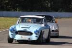Ivan Lessner (Austin Healey 100-6) and David Hogg (Porsche 911) - Brent Martin photo