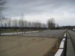 Looking down the main straight, March 1 2014 - VRCBC photo