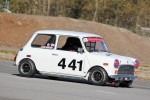 Geoff Tupholme&#039;s Mini - Brent Martin photo