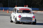 Geoff Tupholme's Mini - Brent Martin photo