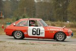Ralph Zbarsky, former Works Team MGB GT - Brent Martin photo