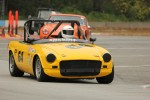 Al Harvey, MGB - Brent Martin photo