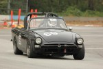 Roger Flescher, Sunbeam Tiger - Brent Martin photo