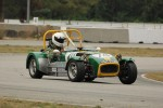 Mark Brown, Lotus Seven S3 - Brent Martin photo