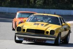 Dennis Repel (Chevrolet Camaro) leading Phil Roney (TVR Tuscan) - Brent Martin photo