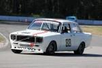 Ian Wood (Volvo 142S) - Brent Martin photo