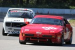 Mike Hawthorne (Porsche 944) and Ian Wood (Volvo 142S)  - Brent Martin photo