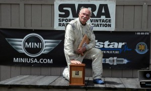 Class M4 Winner Bob Beauchemin - photo courtesy Can-Am Mini Challenge