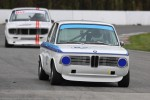 Ian Thomas, 1971 BMW 2002 &amp; Ian Wood, 1969 Volvo 142S - Paul Bonner photo