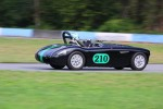 Nick Woodhouse (Austin Healey 100-4) in Turn 2 - Paul Bonner photo