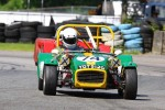 Mark Brown leads Roland Stec - Paul Bonner photo