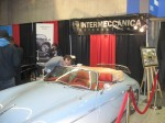 VRCBC friend Intermeccanica's stand featured their beautiful roadsters. VRCBC photo