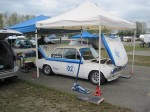 Ian Thomas' 1971 BMW 2002. - VRCBC photo