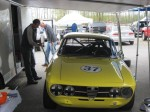 Glen Gibbons&#039; 1969 Alfa Romeo GTV. - VRCBC photo