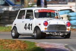 Geoff Tupholme (Austin Mini) in Turn 5 - Paul Bonner photo