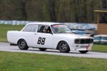 Ian Wood, 1969 Volvo 142S - Paul Bonner photo