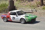 Bruce Jamieson takes Turn 7 in Bernie Hamm's Fiat X1/9 - Jim Moody photo