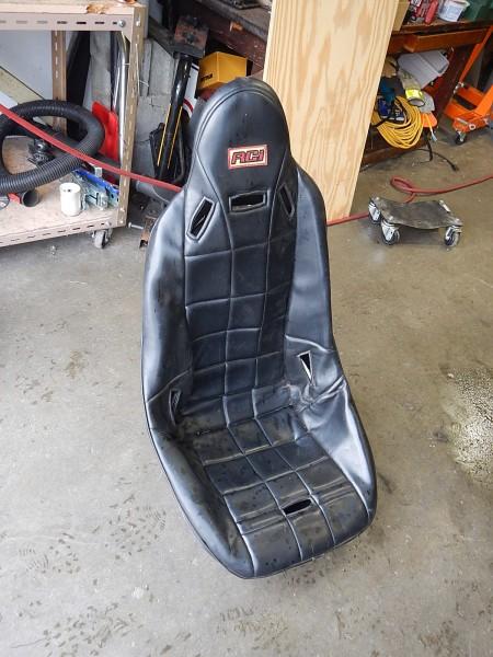 RCI Seat - cover
